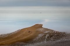 shingle talk (stocks photography.) Tags: beach coast seaside whitstable tankerton thestreet maunsellforts michaelmarsh