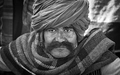 Stop taking my picture !! . . . Pushkar-20151121-08.22.45 - 03462-Edit-Edit (Swaranjeet) Tags: november portrait people india indian ethnic pushkar rajasthan mela rajasthani 2015 camelfair animalfair