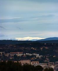 Le Ventoux vu du Montaiguet (bruno Carrias) Tags: aixenprovence provence ventoux provencealpesctedazur montaiguet
