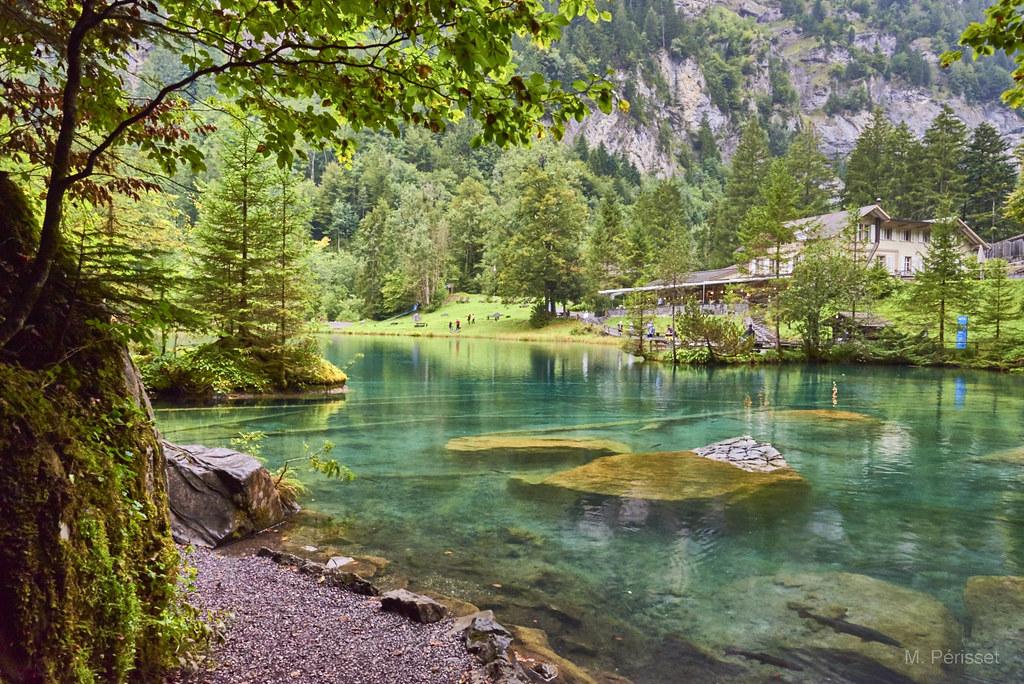 blausee schweiz meinrad pacrisset tags lake alpes switzerland nikon suisse lac kandersteg nikkor wetter