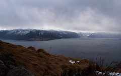 View on a grey day (Rambolive) Tags: mars norway farm hella sogn ruudgrd