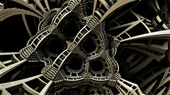 TheBridgeToAnywhere 53 (ixus960) Tags: chaos mineral fractal fractale artfractal mandelbulb