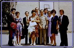 Promotia 1966-Liceul 32 Bucuresti: Intalnire 1976(2) (Angelica_B.) Tags: promotia1966 liceul32bucuresti promotia 1966 liceu bucuresti aniversare 50 ioanbacivarov grup elevi nicoleprofeta elev