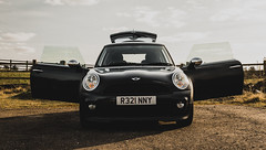 Buzz (Lawless! Photography) Tags: driving photographer mini automotive cooper british milton keynes lawless r56