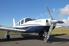 Piper PA-32R-301 Saratoga II HP G-CCST at Isle of Man EGNS 31/03/16 (IOM Aviation Photography) Tags: man hp saratoga ii piper isle gccst pa32r301 egns 310316