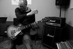 IMG_5270 (PsychopathPh) Tags: la sala musica toscana anima prato nell cantante musicisti prove chitarrista bassista batterista inaudito