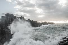 The Fortress (lionpool) Tags: ocean cliff seascape coast nikon australia nsw kiama bombo d90 bomboquarry