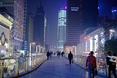 Chengdu sentrum (jonarnefoss2013) Tags: china chengdu streetphoto sichuan kina streetphotograpy nikon1