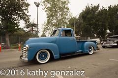 azealia1-4593 (tweaked.pixels) Tags: blue chevrolet truck matte 1951 southgate rollin pinstriping azealiafestival tweedymilegolfcourse