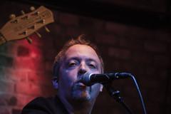 IMG_6802 Bitter End, George (Glenn Gilbert) Tags: nyc newyorkcity people musician music newyork concert singing guitar indoor singer greenwichvillage beatlestock georgestass