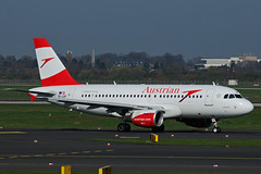 OE-LDF (Austrian Airlines) (Steelhead 2010) Tags: airbus austrian a319 dus oeldf oereg