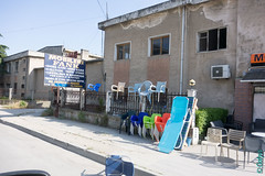 Albanie, contrastes (29) (clodyus) Tags: retail store magasin tienda boutique negozio albania fier albanie shqipri  venditaaldettaglio fierdistrict