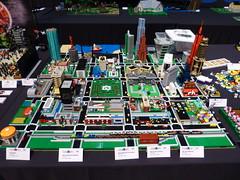 Brickcan: Rad things I was a part of (Dodge...) Tags: city vancouver lego awesome micro convention slug 2016 micropolis brickcan