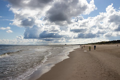 IMG_6246 (Taxibernd) Tags: clouds strand wolken sunny sonnig usedom