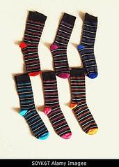 Uploaded to Stockimo (oohay!) Tags: socks pattern colours footware mens variety coloured striped stockimo