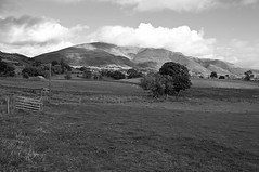 Blencathra (D_Alexander) Tags: uk england cumbria blackandwhitephotography blencathra thelakedistrict thenorthernfells