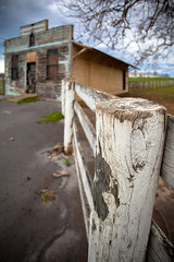 Posted (T-3 Photography) Tags: old building abandoned rural canon fence virginia south country southern va friday shenandoahvalley 1740mm virginiaisforlovers 5dmarkii