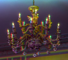 Candelabrum at Casa Loma 3-D ::: HDR/Raw Anaglyph Stereoscopy (Stereotron) Tags: lighting toronto ontario canada architecture america canon eos stereoscopic stereophoto stereophotography 3d raw availablelight north kitlens anaglyph stereo chandelier stereoview to spatial 1855mm chacha hdr province luster redgreen tdot 3dglasses hdri candelabra stereoscopy lustre candelabrum anaglyphic optimized casaloma threedimensional hogtown stereo3d thequeencity cr2 stereophotograph anabuilder thebigsmoke kronleuchter singlelens redcyan 3rddimension 3dimage tonemapping 3dphoto 550d torontonian stereophotomaker 3dstereo 3dpicture anaglyph3d stereotron