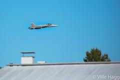 Hornet (villeah) Tags: plane fighter aircraft aviation military jet fa18hornet