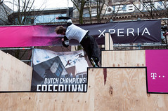 2016_April_freerun1-1392 (jonhaywooduk) Tags: urban sports netherlands amsterdam jump kick air spin platform teenagers free twist running runners athletes flick mid parkour