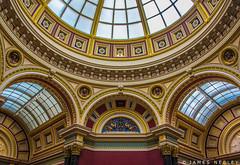 Looking Up (James Neeley) Tags: london nationalgallery jamesneeley