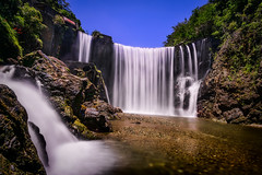 Reggae-Ralls-St-Thomas-Jamaica_04172016-84-copy (Simmo1342) Tags: travel trees cliff mist lake water misty creek river landscape waterfall pond mood outdoor sony scenic jungle jamaica tropical flowing tranquil sonyalpha stthomasjamaica reggaefalls sonya6000