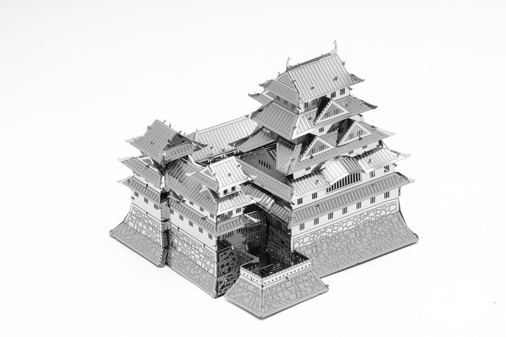 tenyo metallic nano puzzle english instructions