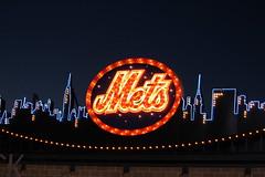 Let's Go Mets !!!! (Hazboy) Tags: new york nyc ny game sports field sign sport baseball queens april mets mlb citi flushing beisbol 2016 hazboy hazboy1
