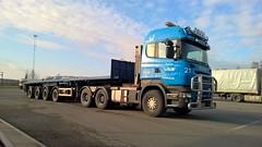 Finland Trucks (engels_frank) Tags: ferry suomi finland volvo finnland renault camion trucks fähre scania naantali lastwagen aland lkw finnlines åland rekka gigaliner öström savikko eurocombi