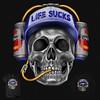 Life Sucks (kooky love) Tags: beer hat suck skull helmet threadless bintang lifesucks