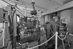 The Gardners of Nash (opobs) Tags: lighthouse southwales gardner compressor foghorn dieselengine nashpoint glamorganheritagecoast
