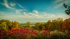 Pere Marquette State Park in fall 2015 (bd_c2c) Tags: park nature photoshop canon landscape photography eos us is illinois unitedstates state flag scenic william lookout pole adobe stm davis overlook pere marquette grafton lightroom f4556 70d 500px peremarquettestatepark ifttt efs1018mmf4556isstm efs1018mm williamdavisphotgraphysmugmugcom williamdavisphotography flagpolescenicoverlook