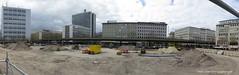 Baustelle Bahnhofsplatz 3 (Susanne Schweers) Tags: max baustelle architektur bremen architekt citygate hochhuser bahnhofsplatz dudler maxdudler bebauung