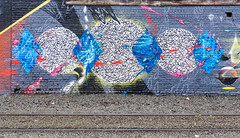 street-art (Rainer ) Tags: streetart color belgium belgique belgie ghent gent gand gante belgien vlaanderen oostvlaanderen flandre fourdiamonds rainer xf18135
