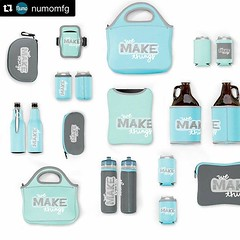 Repost @numomfg with @repostapp.  Happy... (Fairware) Tags: highfive repost promotionalproducts wemakethings uploaded:by=flickstagram repostapp makersgonnamake makersmonday instagram:photo=113013340407477752120302949 numomfg