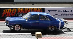Chrysler Centura, Andrew Sanders (Runabout63) Tags: chrysler dragracing centura