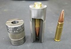 Sheridan Ammunition Gauge (Olemite) Tags: lee converted ammo brass sheridan redding reloads cartridge aac hornady reloading rcbs 300blackout sheridanammunitiongauge wilsoncasegauge