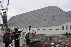 3 Slip & HMS Gannet #3 (streetr's_flickr) Tags: museum kent engineering chatham carpentry gunship sloop shipbuilding royalnavy timberframe 1838 1878 chathamhistoricdockyard hmsgannett steamsailpower 3slipthebigspace 19cindustrialarchitecture