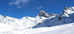 La tte des Toillies ou tte noire. 3175 m (Tinou61) Tags: montagne alpes hiver neige paysage queyras randonne hautesalpes saintveran