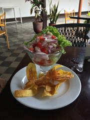 """Grenada: une ceviche de poisson, mais avec des oignons et poivrons à la place des tomates et coriandre du Guatemala <a style=""""margin-left:10px; font-size:0.8em;"""" href=""""http://www.flickr.com/photos/127723101@N04/26412804540/"""" target=""""_blank"""">@flickr</a>"""