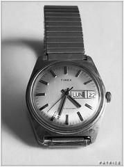 Vieille montre de mon pre 3N&B (patrice3879) Tags: bijoux bracelet vieille bote montre