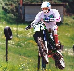 Viarengo Piero (motocross anni 70) Tags: 1989 motocross 250 kawasaki motocrosspiemonteseanni70 pieroviarengo