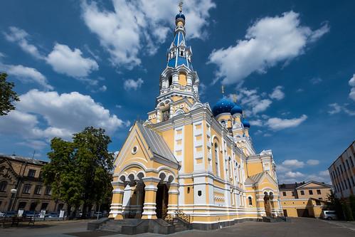 Kirche St. Nikolaj