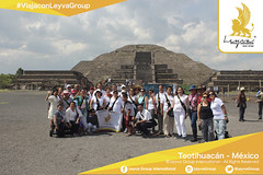 Zona Arqueolgica de Teotihuacan  (Leyva Group International) Tags: trip travel viaje tourism sol mxico hotel travels energy all tour pyramid photos teotihuacan group roadtrip luna international viajes sueos fotos agency todo traveling piramides turismo vacations zona global leyva viajar energia traveler experiencias inclusive agencia arqueologica incluido travellife convertidos