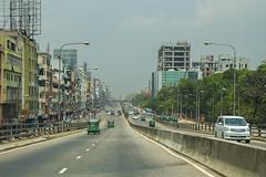 Dhaka, 22nd April (ASaber91) Tags: city dhaka bangladesh flyover mohakhali