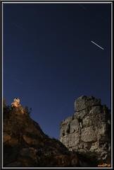 BB-8 Bajo las estrellas (raktargy) Tags: longexposure night stars noche nikon estrellas largaexposicin sphero bb8 d300s castillodesaelices