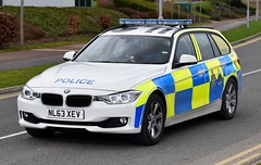 NL63XEV (Cobalt271) Tags: auto durham traffic bmw vehicle touring constabulary 330d xdrive nl63xev