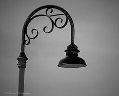 Old Street Lamp (ClvvssyPhotography) Tags: street old light detail lamp vintage photography