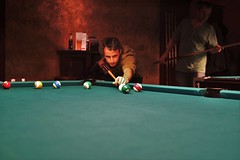 An evening with friends (Chris loves photography) Tags: me pool self billard eveningwithfriends diary2016