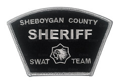 Subdued Sheboygan County Sheriff SWAT Patch (Nate_892) Tags: county green wisconsin bay coin conservation police grand valley badge fox milwaukee waukesha sheriff patch tribe sheboygan gresham wi chute challenge swat oneida outagamie